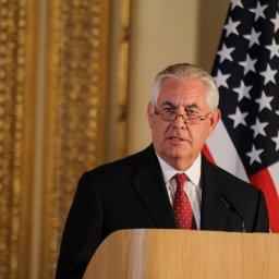 President Trump Fires Tillerson