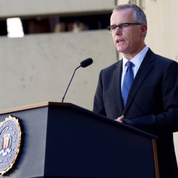 Deputy FBI Director McCabe Fired