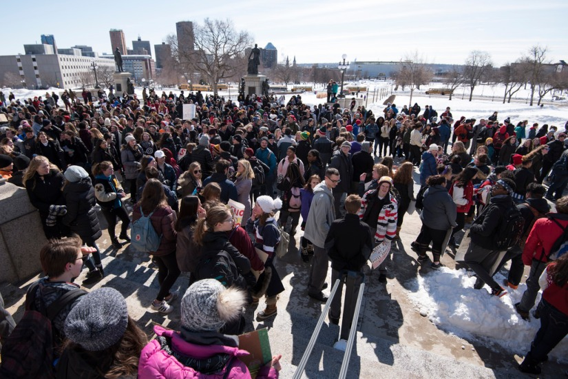 March for Our Lives Protests OccurNationwide