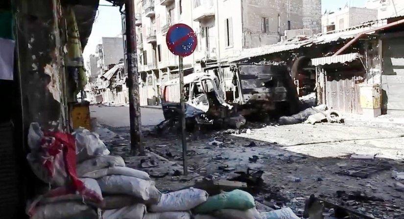 Gas Attack in Syria Leaves DozensDead