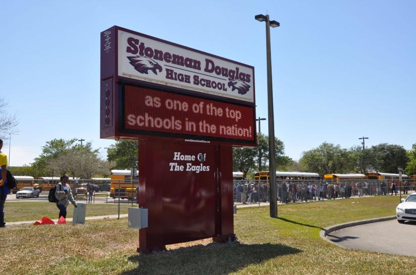 EXCLUSIVE: Gun Control Measures after Stoneman DouglasShooting