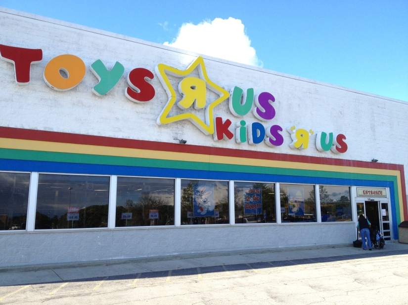 Toys-R-Us Finds Bidders in Asia