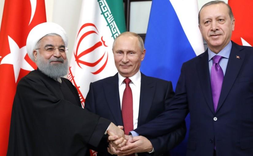 US-Russia Relations Threatened over SyrianAttacks