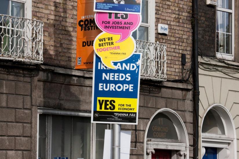 Ireland Abortion Ban Repealed inReferendum