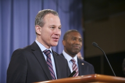 New York Attorney General Eric Schneiderman Resigns