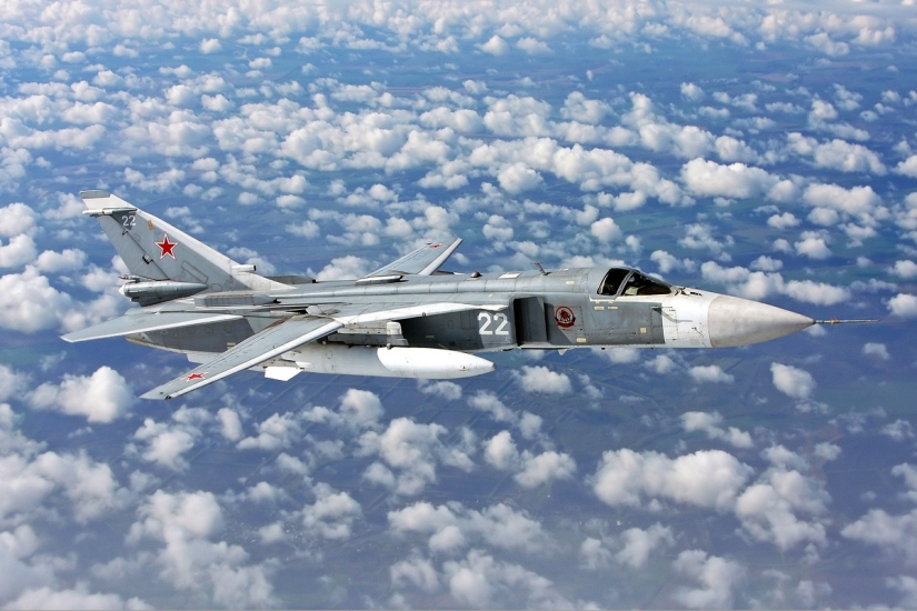Two Russian Military Planes Intercepted off of Alaska