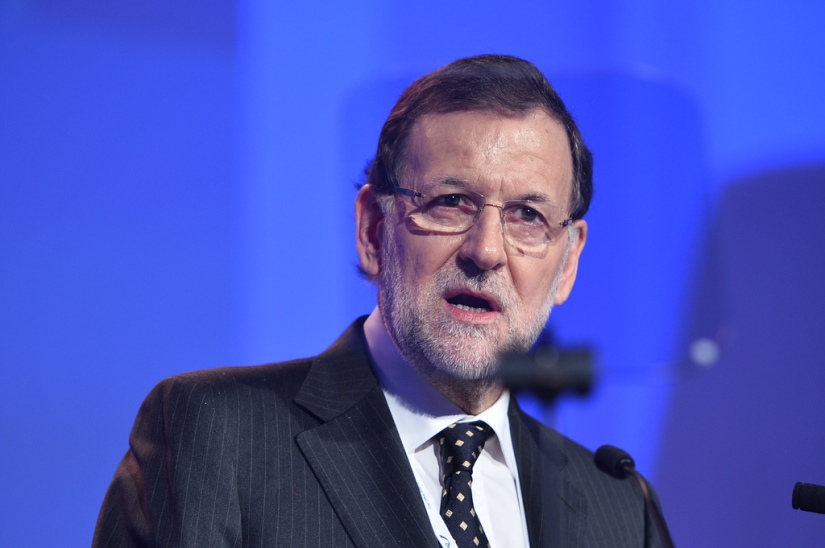 Spanish Prime Minister Mariano Rajoy out by ParliamentVote
