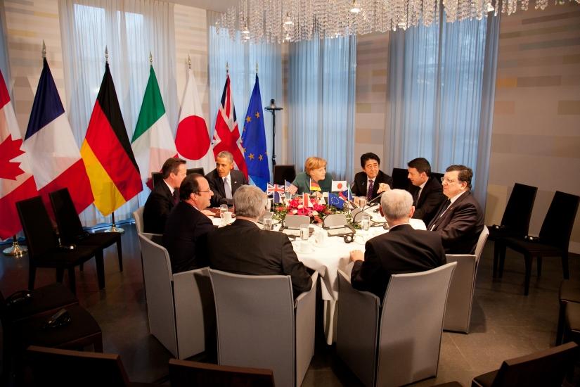 Trump Will Skip Part of G7Summit