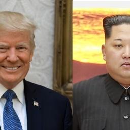 Trump and Kim Meet in Summit