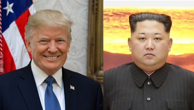 Trump and Kim Meet in Summit
