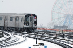 Northeast to get Hit by Snow