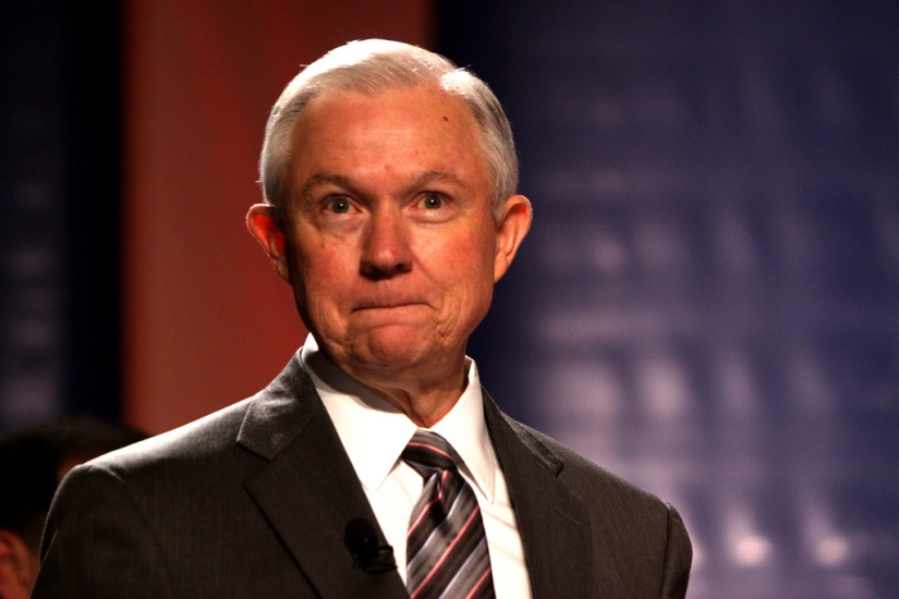 Trump Fires Attorney General JeffSessions
