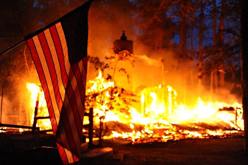 Wildfires Continue to Spread inCalifornia