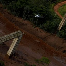 Dam Collapse in Brazil Kills 58