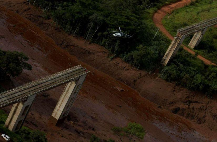 Dam Collapse in Brazil Kills58