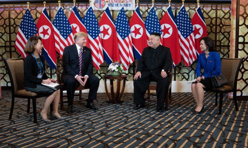 Trump and Kim Jong Un Fail to ReachDeal