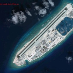 Navy Challenges Disputed Islands in the South China Sea
