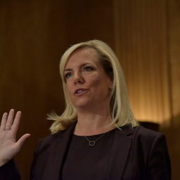 Secretary of Homeland Security Kristjen Nielson Resigns