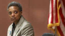 Chicago Elects Black Lesbian Lori Lightfoot as Mayor