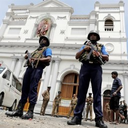 Over 300 Killed in Sri Lanka Bombings