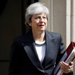 British Prime Minister Theresa May Resigns