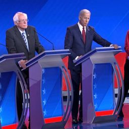 Recapping the Democratic Presidential Debate