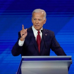 New Poll Shows Biden Leading Democratic Field