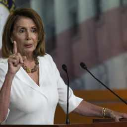 Nancy Pelosi Announces Impeachment Inquiry