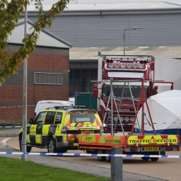 39 Bodies Found in Truck Container in Essex